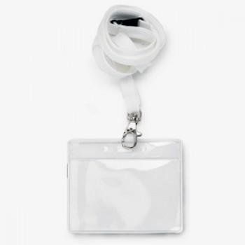 5560NK - Transparante badges / formaat 81 x 97 mm