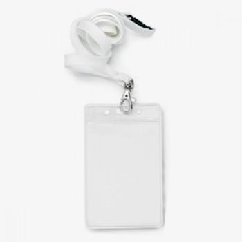 5561NK - Transparante badges / formaat  126 x 75 mm