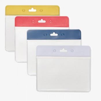 7040H - Transparante badges